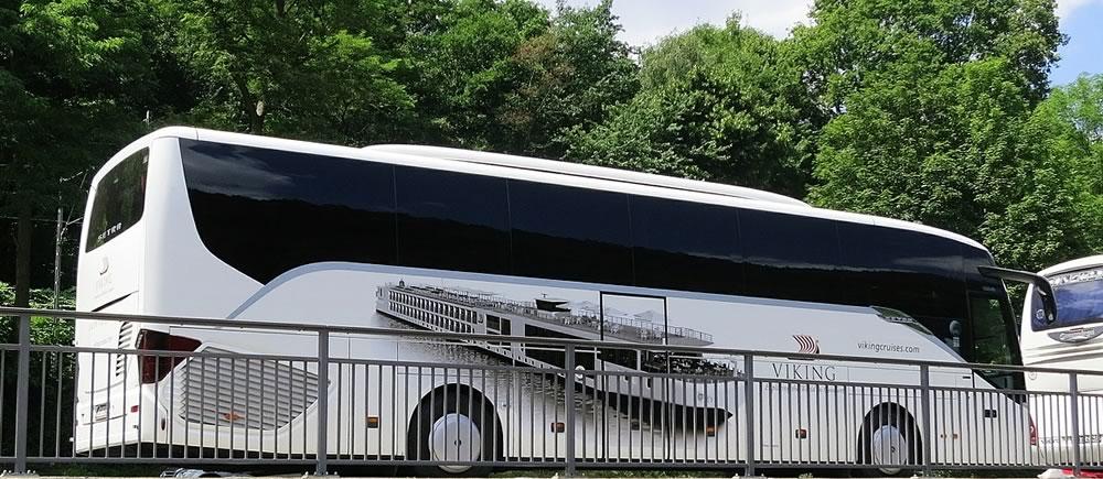 Mit dem Bus
